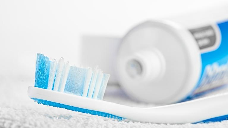 Toothbrush and Toothpaste | The Dental Care Center