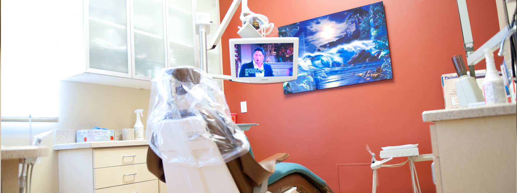 Comfortable Dental Office Van Nuys CA