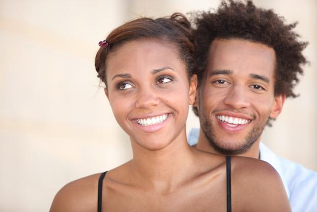 Young Couple Recovering from Oral Surgery in Van Nuys, CA