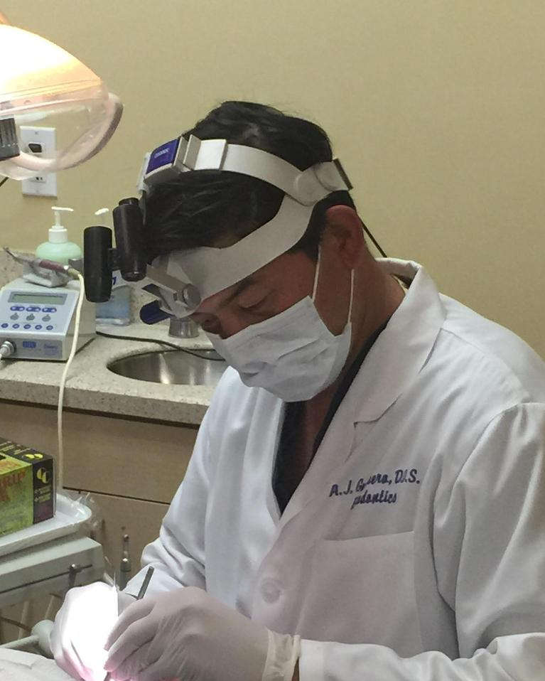 Dr Anthony Guerrero DDS, our dentist for Root Canals in Van Nuys CA