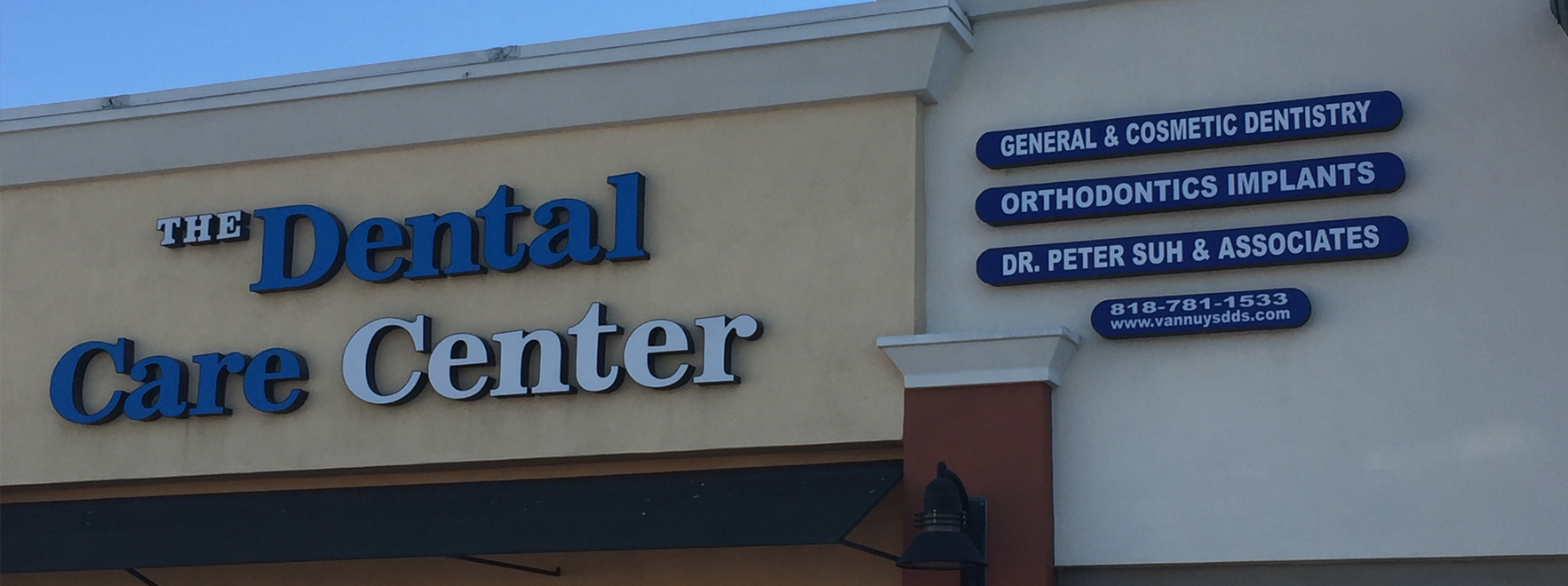 The Dental Care Center