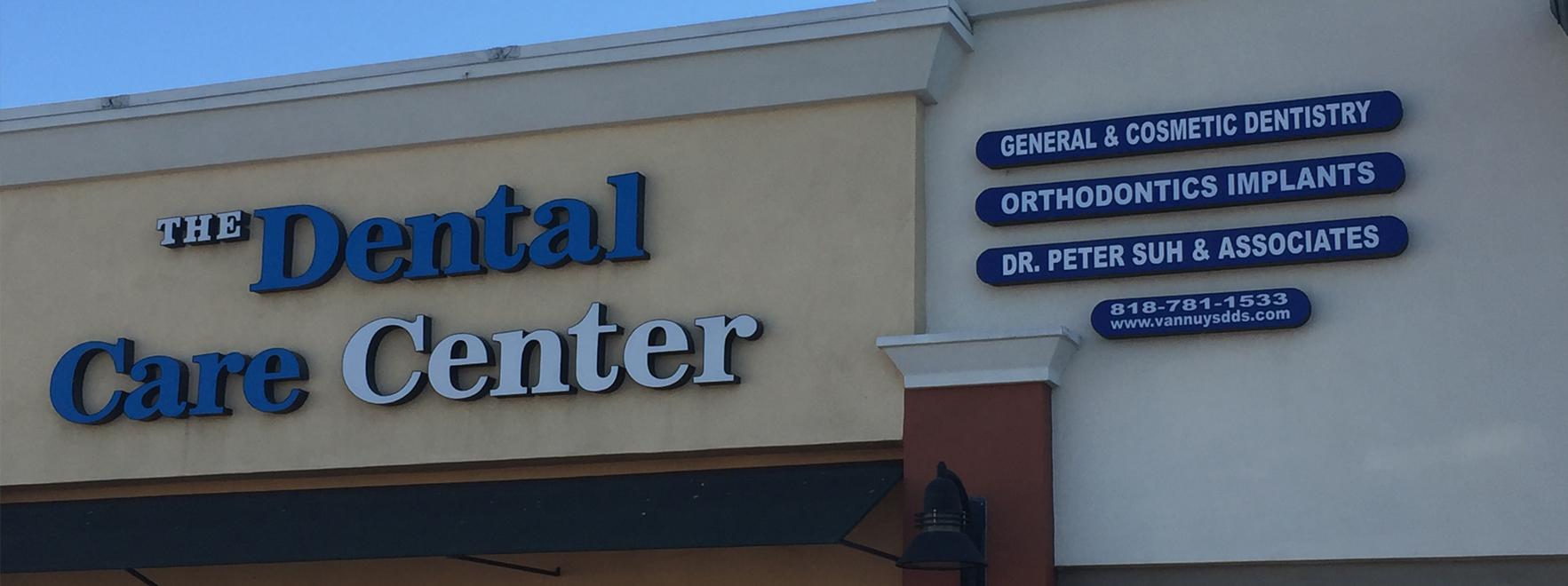 Meet Our Team | The Dental Care Center | Dentist 91405